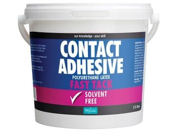 Cascatact SF Fast Contact Adhesive 2.5 Litre